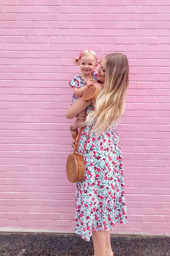 Old Navy Floral Dresses 2