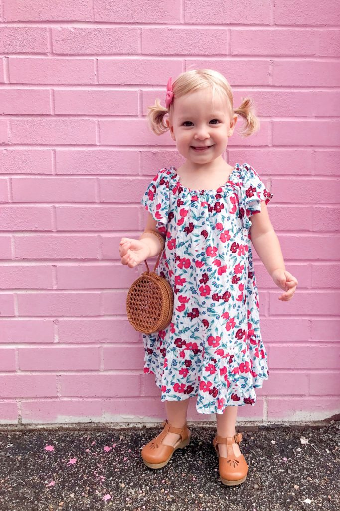 Old Navy Floral Dresses 4