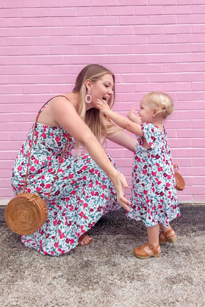 Old Navy Floral Dresses 3