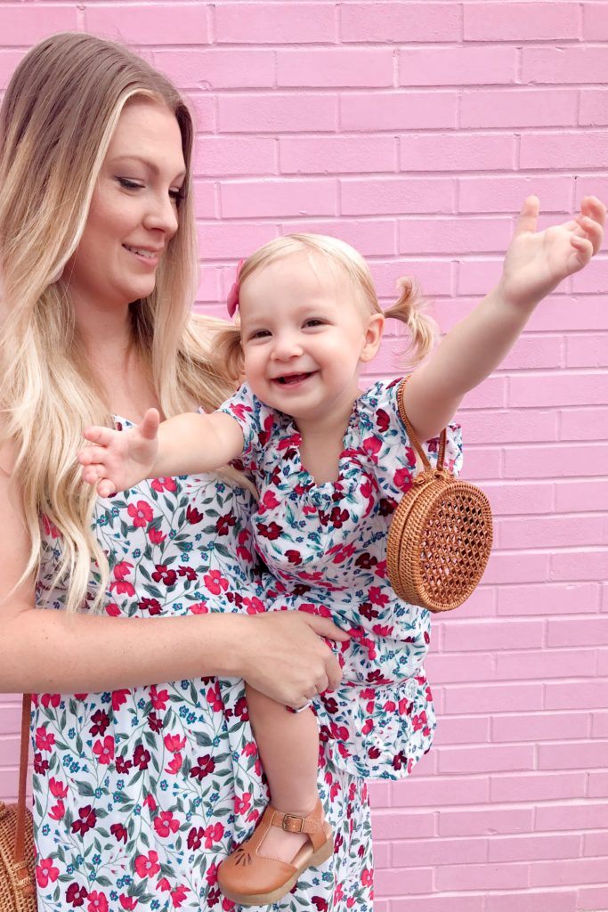 Old Navy Floral Dresses 1