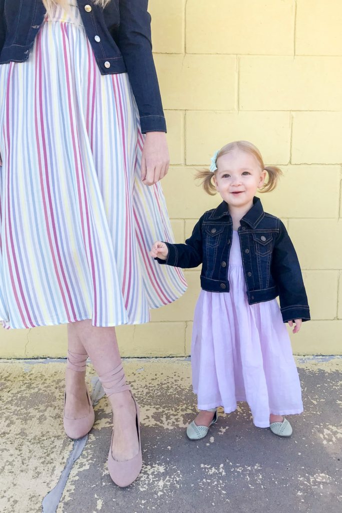 Rainbow Dress & Denim 2