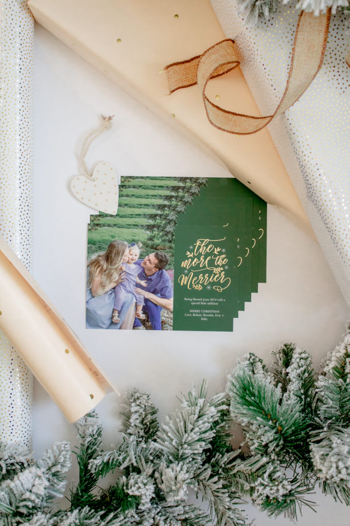 Rustic Christmas Cards 2