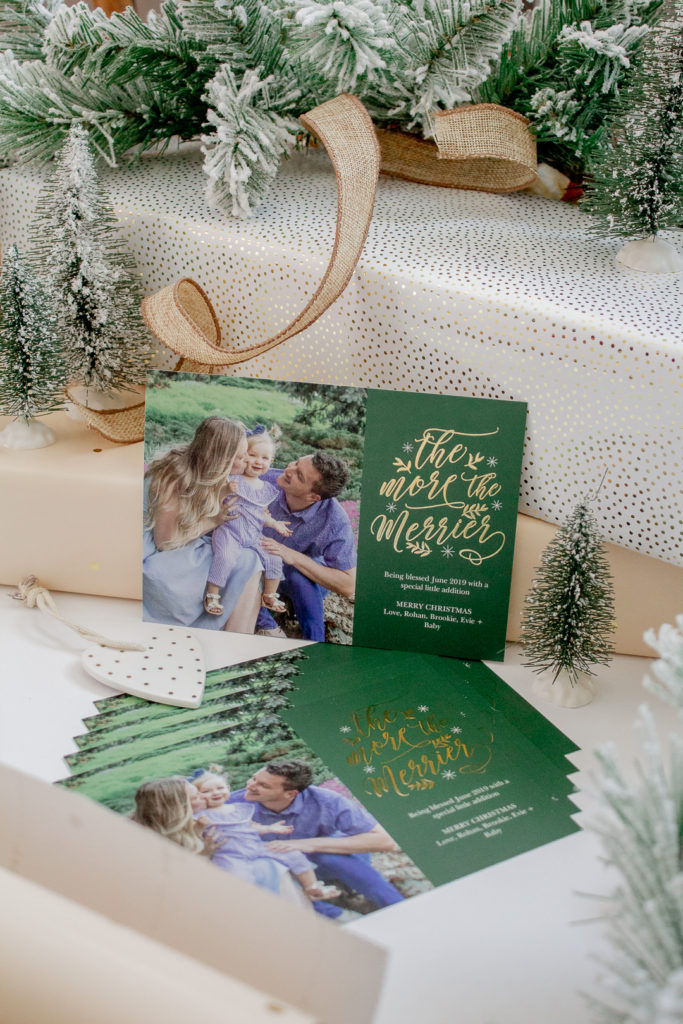 Rustic Christmas Cards 6