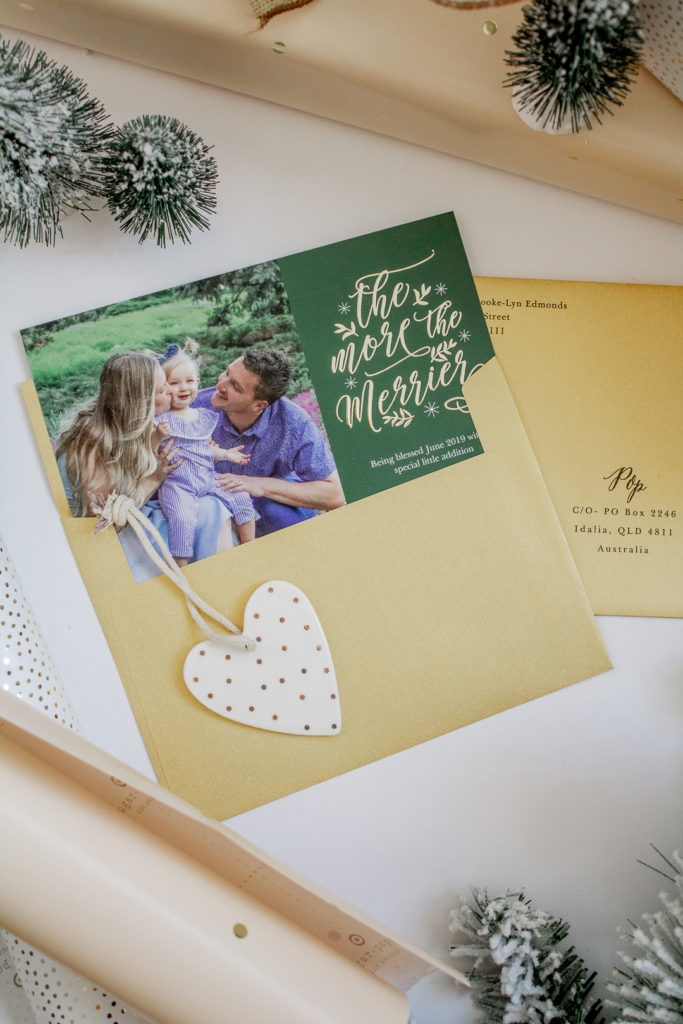 Rustic Christmas Cards 7