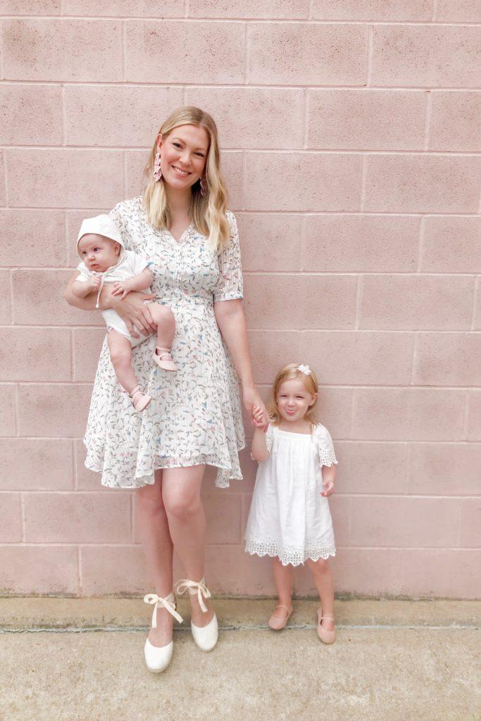 Pastel Floral Dress 3