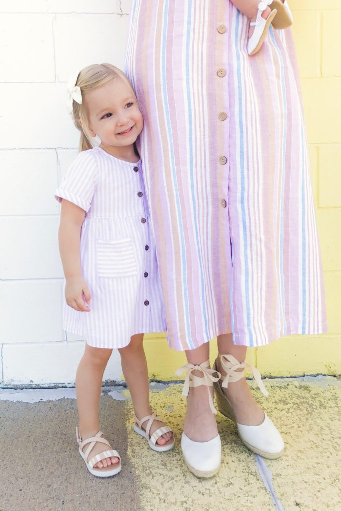 Rainbow Pastel Dress 3