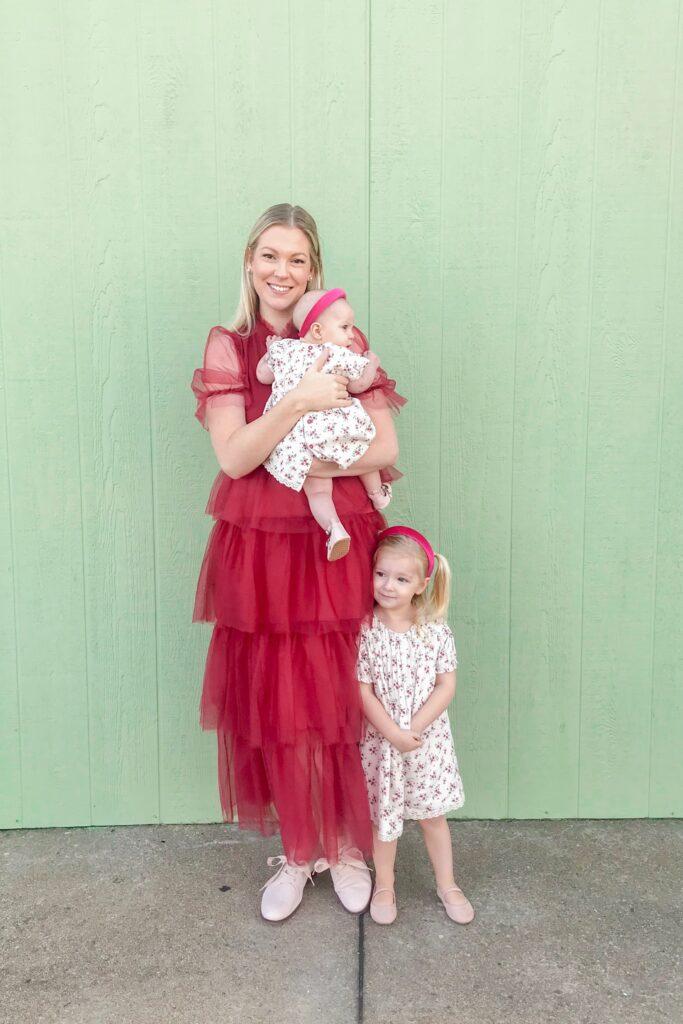 Red Christmas Dress 3