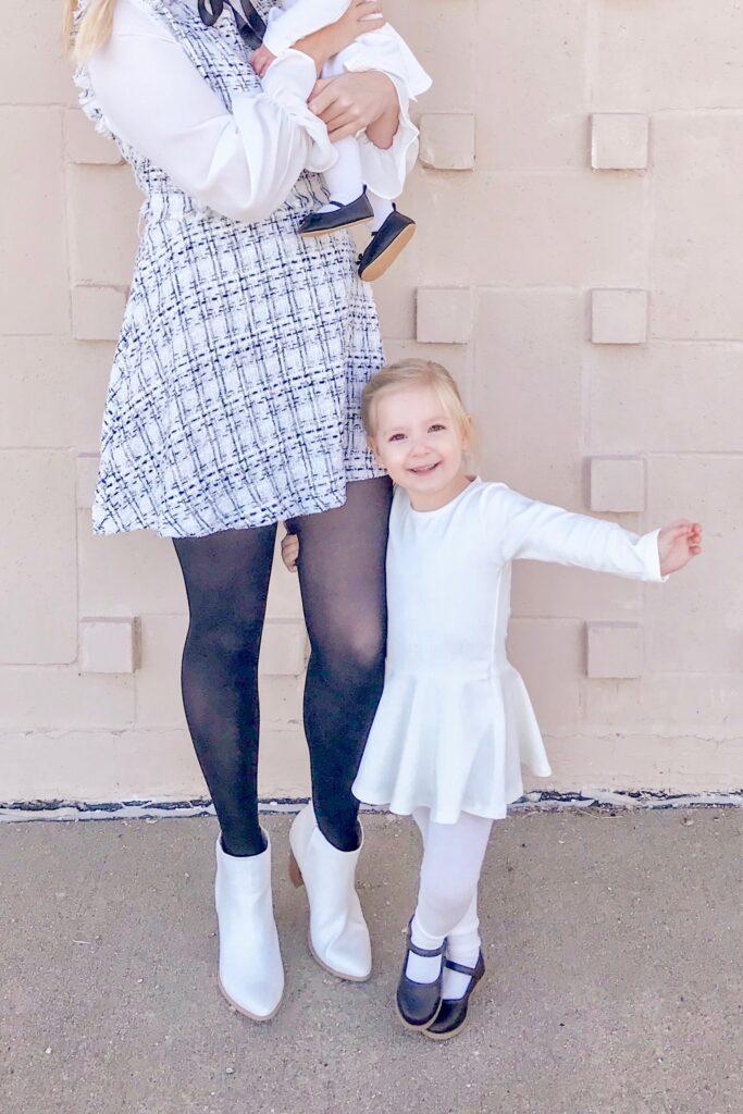 Tweed Dress 2