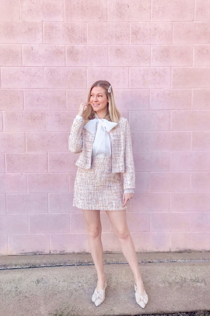 Tweed Jacket 6