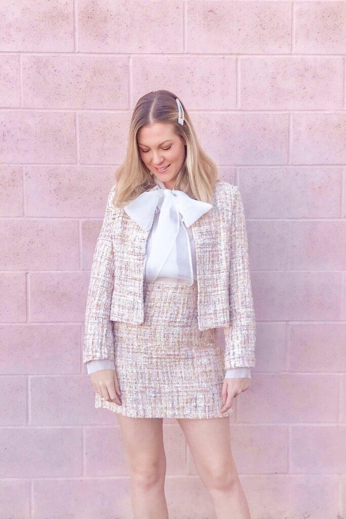 Tweed Jacket 5