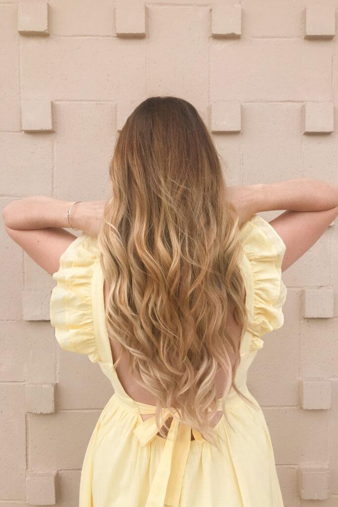 Bow Back Dress 4