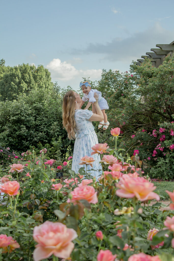 Loose Park Roses 8